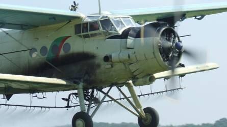 Idén is számíthatunk a mezőgazdasági repülők szolgáltatásaira
