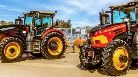A Versatile traktorok viszontagságos története