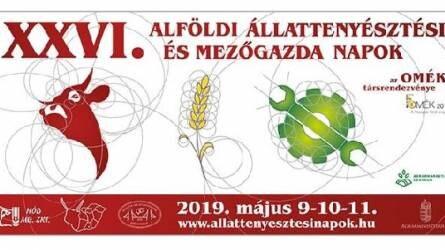 Kreditpontos konferenciák az Alföldi Állattenyésztési Napokon - Megmutatjuk a részletes programot