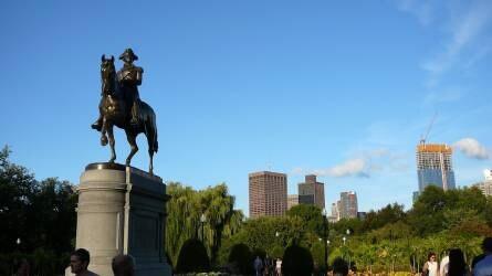 Boston Emerald Necklace – az első zöldút kezdeményezés