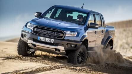 Raptor: ez lesz a legkeményebb Ford Ranger