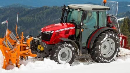Három modellel bővíti MF 3700-as traktorszériáját a Massey Ferguson