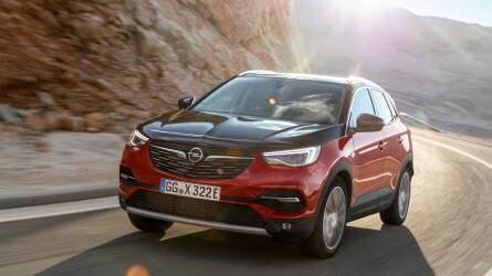 Hibridhajtással jön az Opel új SUV-csúcsmodellje