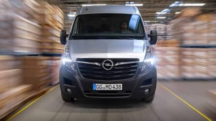 Az Opelé lesz a legfiatalabb kishaszonjármű portfólió
