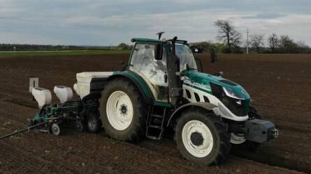 ARBOS 5130 Advanced traktor Adonyban - 5 év garancia, kiemelkedő motor, kiváló ár-érték arány