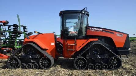 A traktorok színes világa