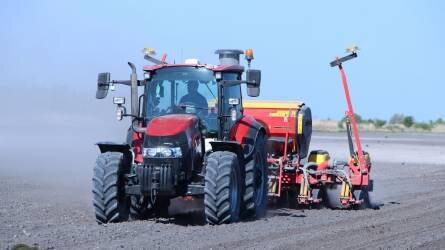 Precíziós kukoricavetés a szikes és homokos talajok ölelésében - Differenciált tőszám Kunpeszéren