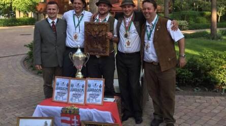Mi bőgünk a legjobban! - Magyarország tarolt az Európa-bajnokságon