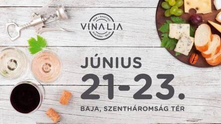 Vinalia Bajai Nemzetközi Borfesztivál