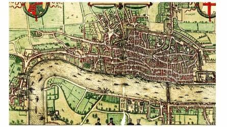 Hogyan jött létre a Londoni zöldöv?