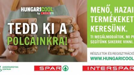 Termékinnovációs versenyt hirdet a SPAR a hazai gyártású élelmiszereknek