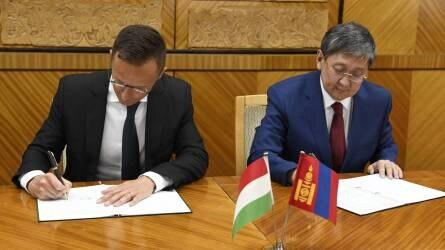 Magyar oltóanyaggyártó-beruházás valósulhat meg Mongóliában