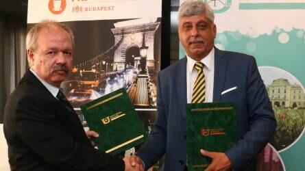Együttműködési megállapodást kötött a Szent István Egyetem és az FKF Nonprofit Zrt.