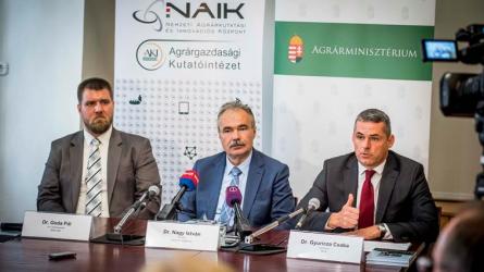 A Nemzeti Agrárkutatási és Innovációs Központ és az Agrárgazdasági Kutatóintézet integrációja