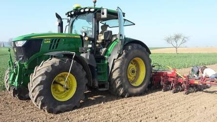 Lendületesen bővült a traktorpiac májusban