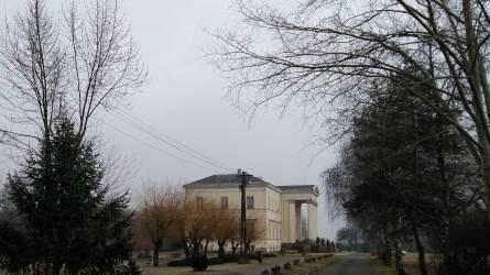 A gyömrői Teleki-Kastély parkja