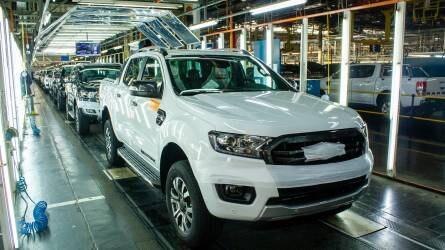Több Rangert gyárt a Ford a rekordszintű európai értékesítés miatt