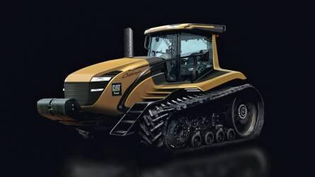 Autóipari formatervezők a traktorpiacon