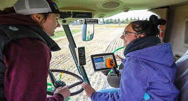 Precíziós mezőgazdaság: techgronómia diplomát szerezhetnek a hallgatók Kanadában