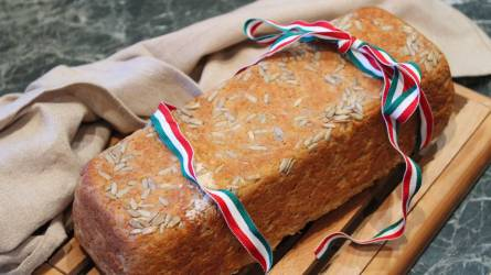 Sárgarépás kenyér - recept