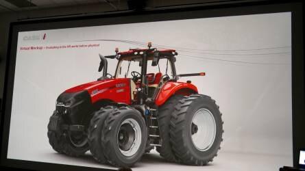 Személyre szabható traktor –intuitív kezelőfelületek, kiterjedt kommunikációs képesség, felhőalapú megoldások (1.)