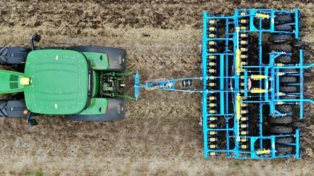 Talajművelő gépek a gazdák véleményére támaszkodva - Lemken és Farmet újdonságok az Andest Gépshow-n