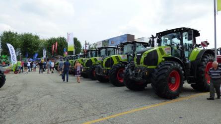 Nemzetközi mezőgazdasági és élelmiszeripari kiállítás Szlovéniában