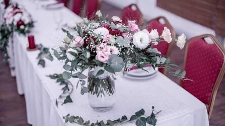 Egy virágkötészet napi tevékenységei II. rész
