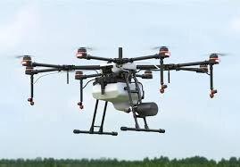 Repülési engedélyt kapott egy permetező drón Dél-Afrikában
