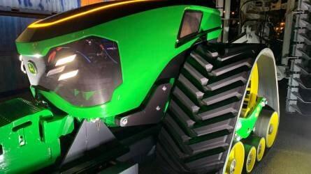 John Deere robot traktor, valódi- vagy álhír?