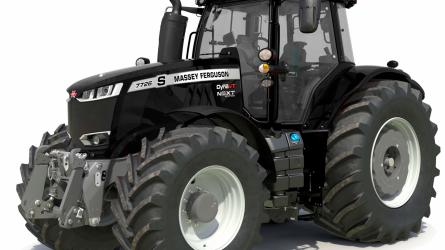 Next Edition csomag a Massey Fergusontól az Agritechnica 2019 kiállításon