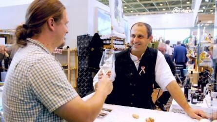 A vidék Budapesten - Kárpátaljai borok és házhoz szállított vidéki termékek (OMÉK 2019)