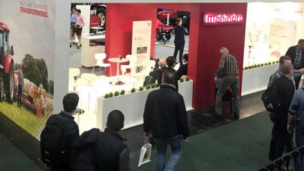 Mahindra & Mahindra az Agritechnica 2019 kiállításon