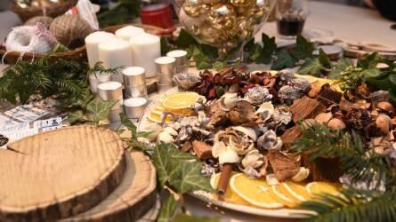 Hangolódjunk az ünnepekre – alkossunk közösen természetes alapanyagokból a STIHL segítségével