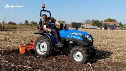 Gazdakedvenc Solis, megújult Goldoni traktorok, professzionális Grillo fűnyírók Kecskeméten