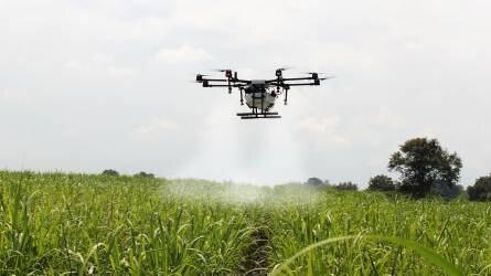 Több száz hektárt teszteltünk a drónókkal, megmutattuk az eredményeket