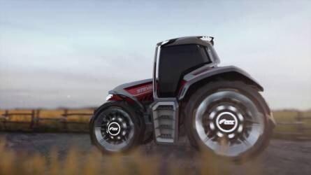 Agritechnica 2019 - A jövő és a jelen legjobb traktorai, robottraktorok és drónok Hannoverből