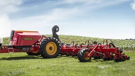 Agritechnica: bemutatkozik a központi magfeltöltésű Tempo L modellváltozat
