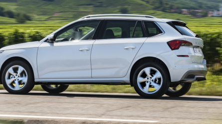 Rangos elismerést kapott a Škoda-SUV